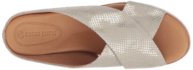 Corso Como Women's Cc-Brunna Slide Sandal B077G789T1 5.5 B(M) US|Moon