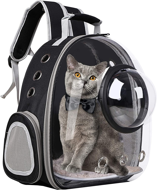 Arlington Mall Domaker Cat Backpack Carrier Bubble Pet Bag Limited price sale