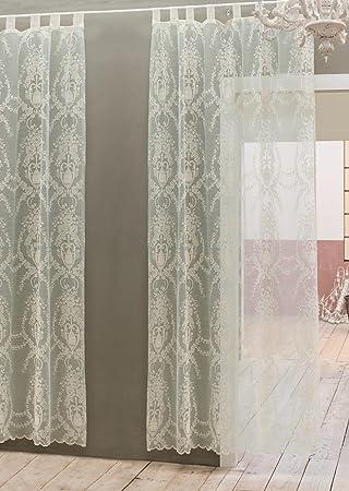 rideau pour le salon dcoration de fentre rideau de charme shabby chic et romantique
