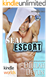 The Omega Team: SEAL Escort (Kindle Worlds Novella) (Uncharted SEALs Book 12)