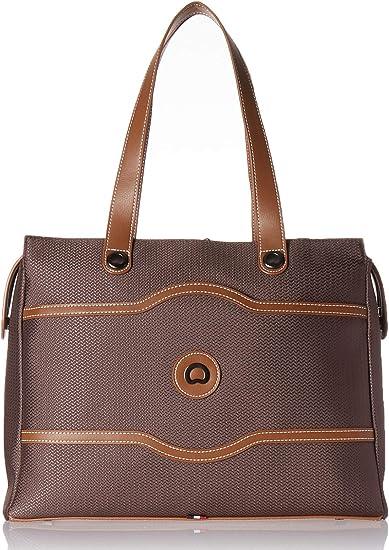 DELSEY Paris Chatelet Soft Air Shoulder Bag, Champagne, One Size