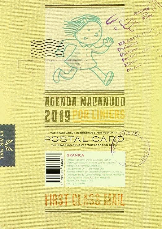 Granica GB00092 Macanudo 2019 - Gato cosido: Amazon.es ...