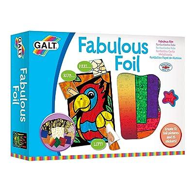 Galt Toys, Fabulous Foil: Toys & Games