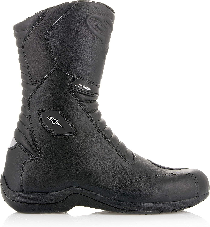 Motorcycle boots Alpinestars Andes V2 Drystar Black 44 Black