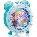 Disney Frozen Time Teaching Clock