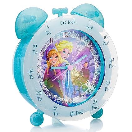 "OFFICIAL NEW 10/"" DISNEY PRINCESS WALL CLOCK CHILDRENS CLOCK BEDROOM CLOCK"