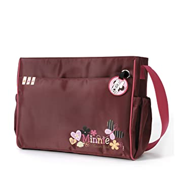 Hauck Disney Minnie Mouse Changing Bag - Red