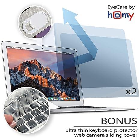 Amazon.com: Homy - Protector de pantalla para MacBook Air de ...