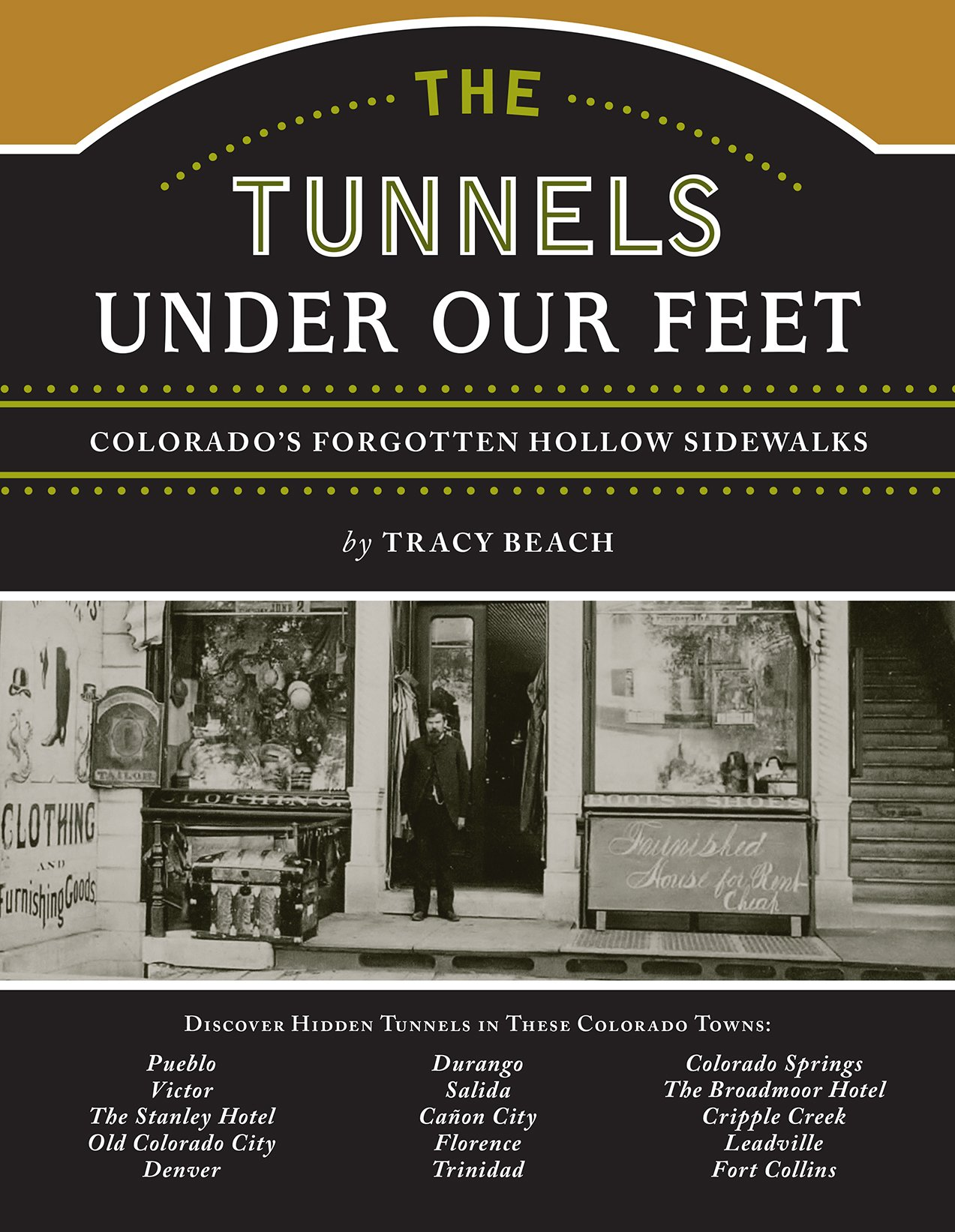 Download The Tunnels Under Our Feet PDF