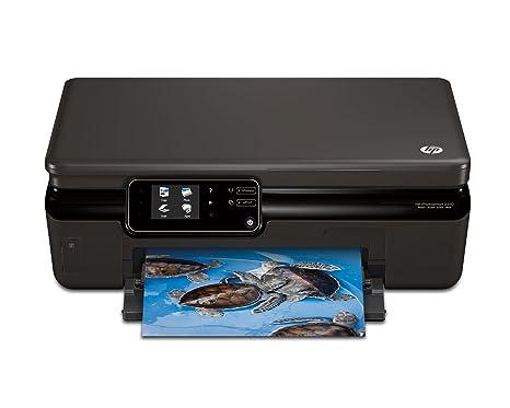 HP Photosmart Impresora multifuncional HP Photosmart 5510 con conexión web - Impresora multifunción (De inyección de tinta, Copiar, Imprimir, ...