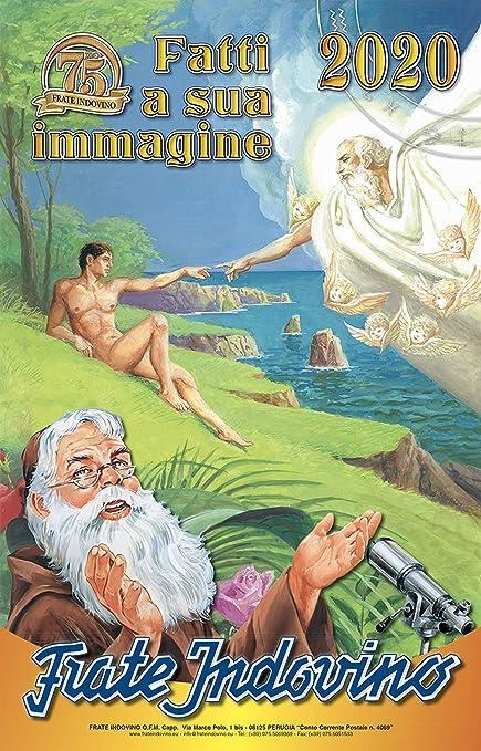 Calendario Frate Indovino 2020: Collarini, Mario: Amazon.it