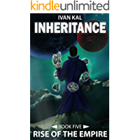 Inheritance (Rise of the Empire Book 5)
