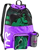 TYR Big Mesh Mummy Backpack - Purple