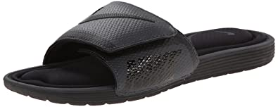 548cd2d78b427 ... sale nike mens solarsoft comfort slide sandal black anthracite 6 dm  1e201 9d946