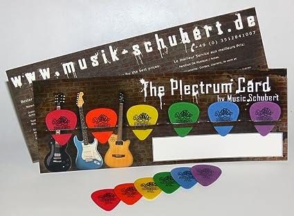 3 stücke Glatte Akustische Elektrische Gitarre Pick Plektrum für