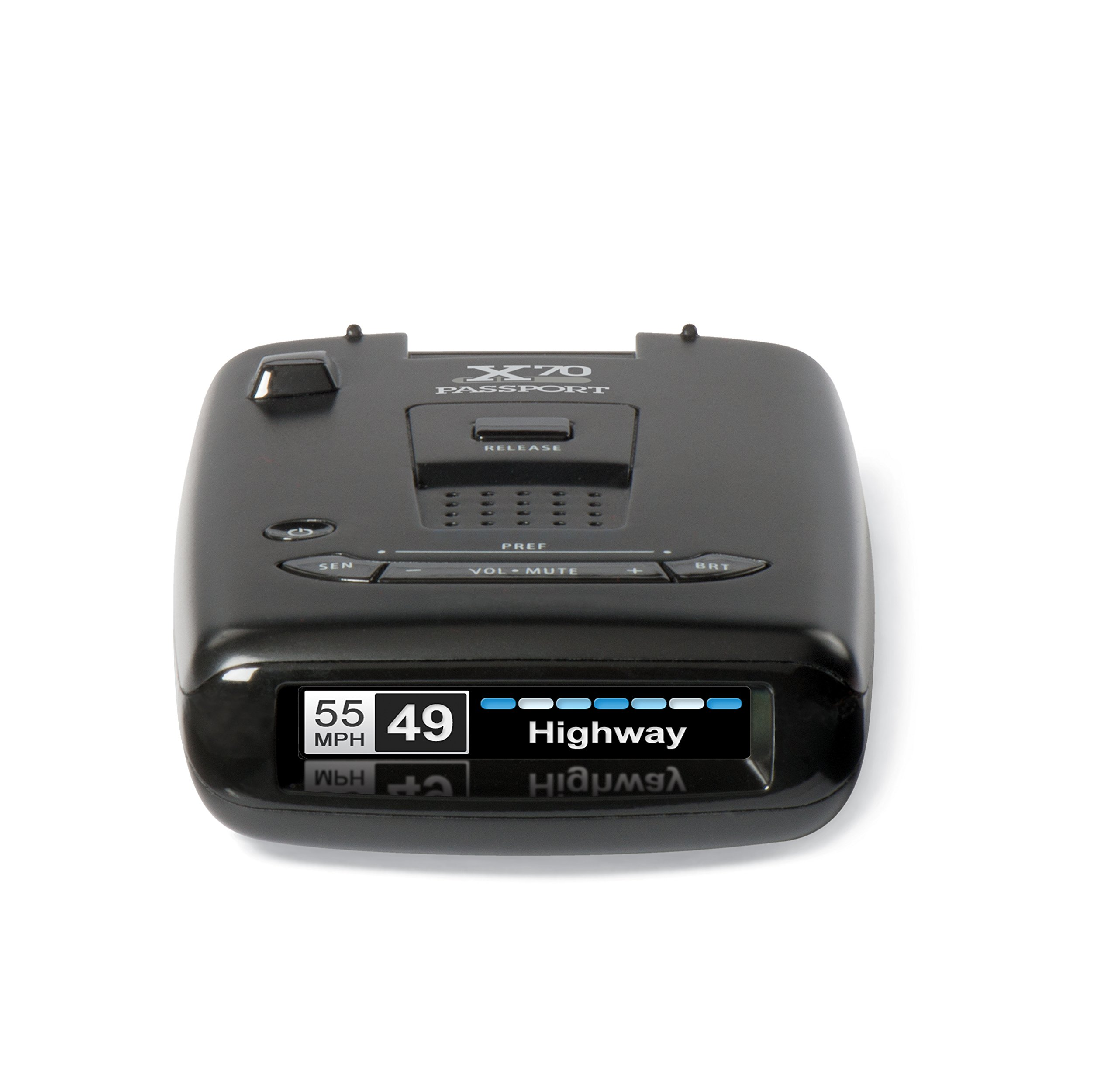 Escort Passport X70 Radar Detector