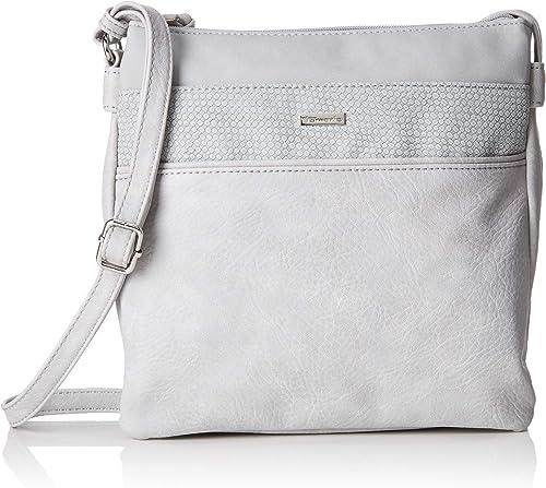 Tamaris Damen Khema Crossbody Bag M Umhängetasche, 2.5x24x25 cm