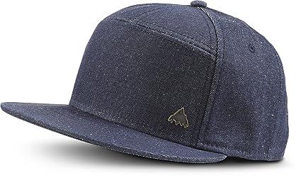 Burton Roots - Gorra para hombre azul Raw Denim Talla:talla única