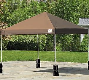 ShelterLogic 4-Pack Canopy Anchor Bag, Black