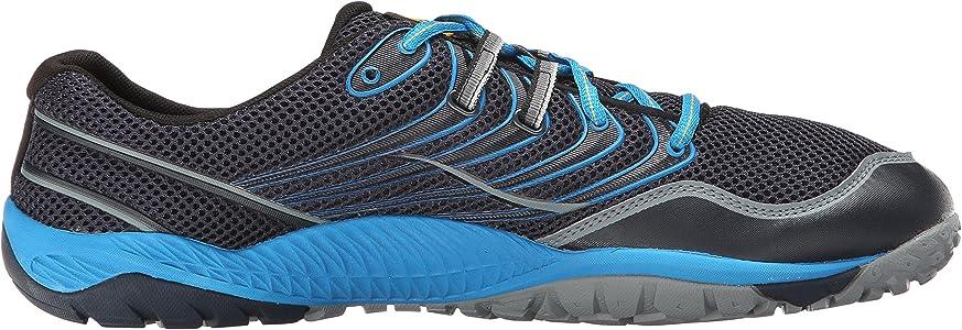 Merrell Trail Glove 3 Zapatillas de correr en montaña para hombre, Azul (navy/racer blue), 41.5 EU: Amazon.es: Zapatos y complementos