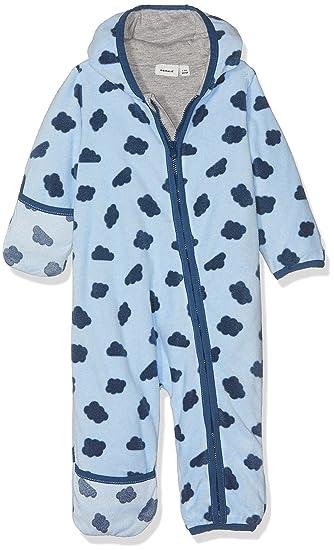 NAME IT Nbmmarvel Fleece Suit Traje para la Nieve Unisex ...