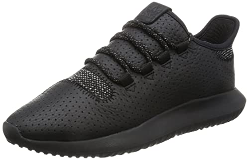 timeless design 14978 a7dff Adidas, Uomo, Tubular Shadow Core Black Solid Grey White, Pelle Canvas,  Sneakers, Nero, Nero, 41.3  Amazon.it  Scarpe e borse