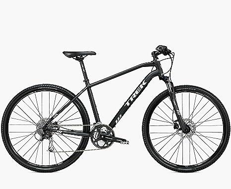 Trek 8.4 DS Dual Sport 22.5 Mountain bike, color negro mate, MTB ...