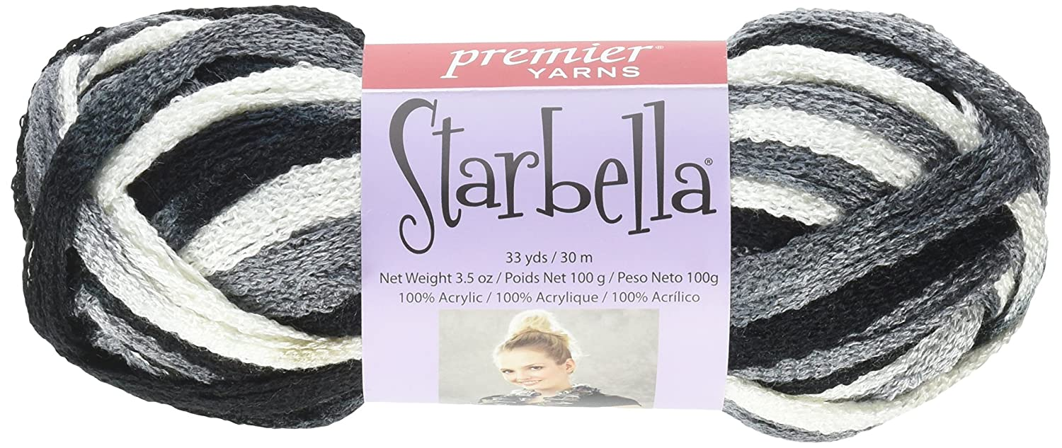 Amazon Com Premier Yarns Starbella Yarn Nightclouds