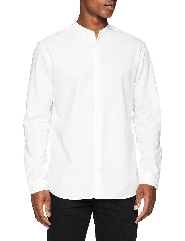 JACK & JONES PREMIUM Jprsummer MAO Shirt L/S STS, Camicia Formale Uomo 12132420