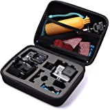 XCSOURCE® Portable Shockproof Travel Storage Protective Carry Case Bag for GoPro Hero 2 3 3+ Camera Accessories (Medium)