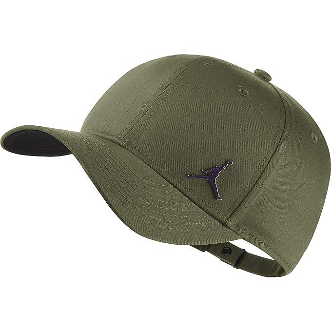 8e123c4f8 Nike Jordan Classic99 Metal Jumpman Hat