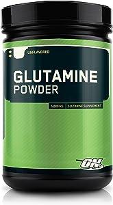 OPTIMUM NUTRITION L-Glutamine Muscle Recovery Powder, 1000 Gram