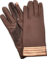 ISO Isotoner Women's Stretch Gloves Brown X-small