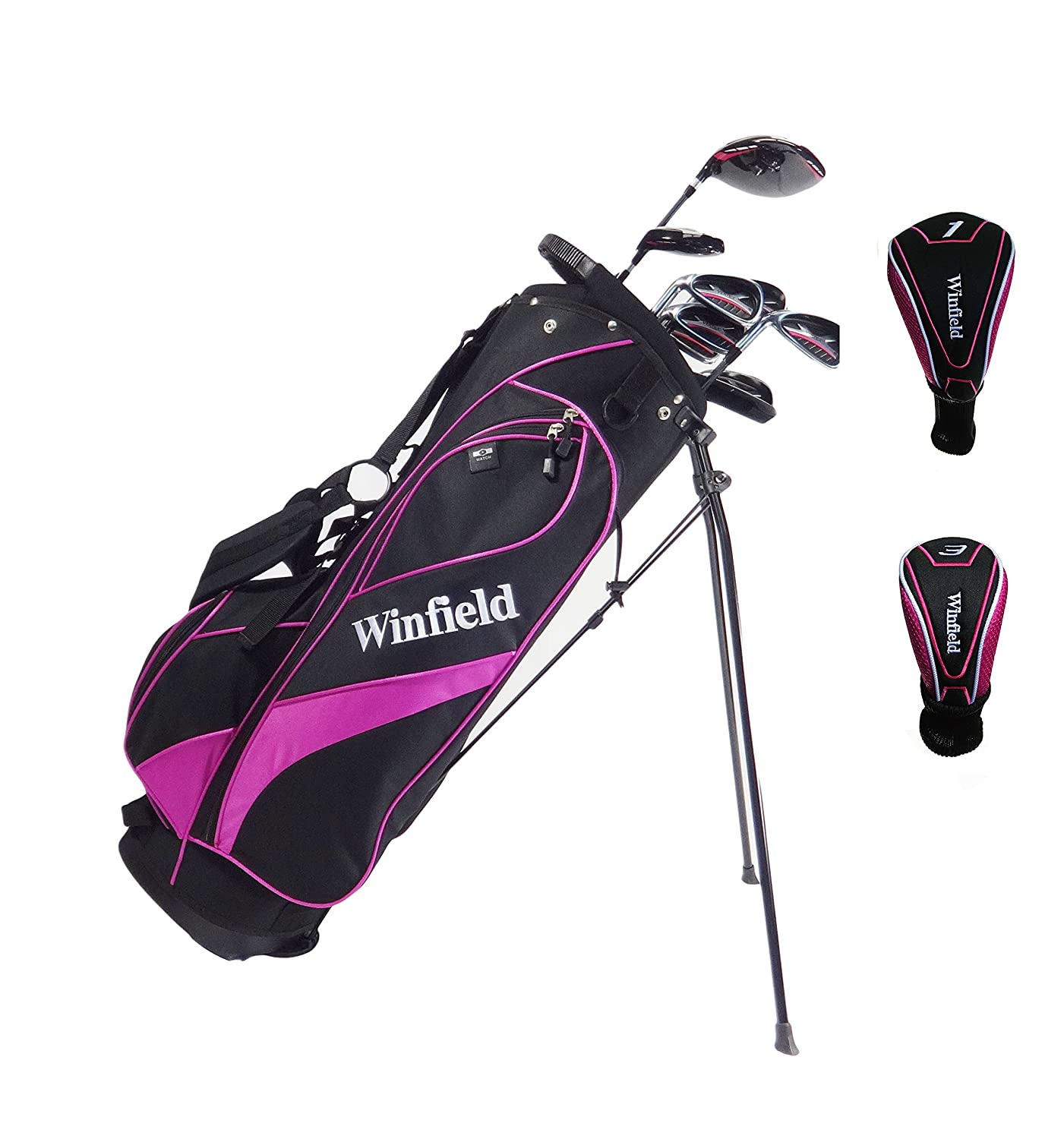 Amazon.com: Winfield Vertex Mujer de Golf Paquete All Mango ...