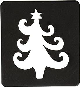 Sizzix Bigz BIGkick/Big Shot Die-Tree, Christmas with Star