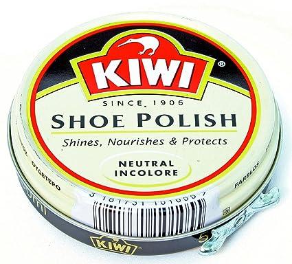 Kiwi Shoe Polish Light Tan Amazoncouk Clothing