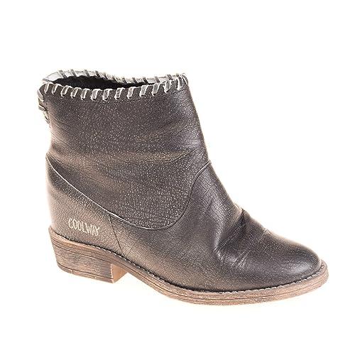 Motero Estilo Es Piel Amazon 10ixn Coolway De Y Mujer Botas Zapatos qgtqw5