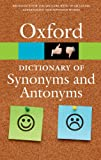 Oxford dictionary of synonyms