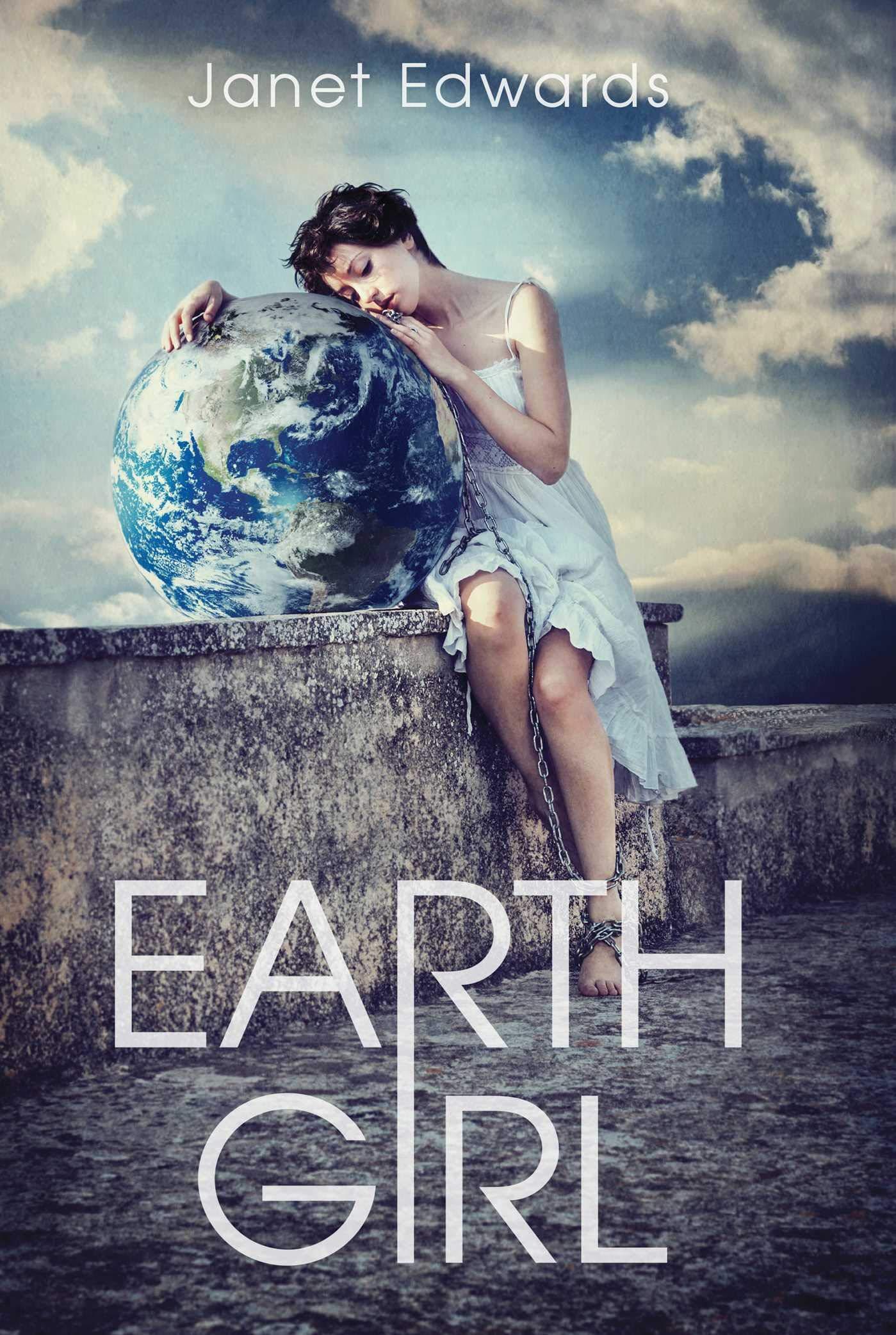 Image result for earth girl janet edwards