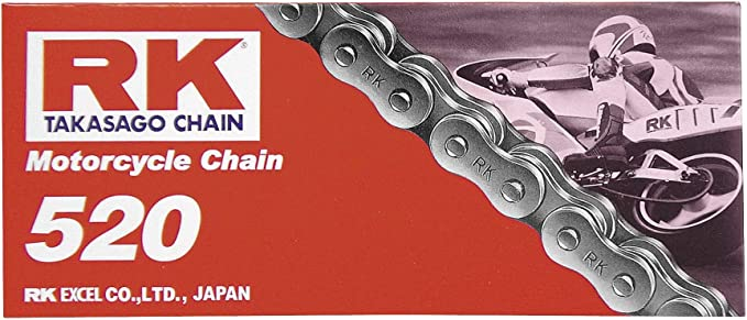 RK 520 M Standard Chain M520-116