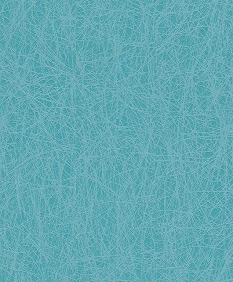 Vlies Tapete Rasch Deco Style Scratch Textured Aquamarine 602043