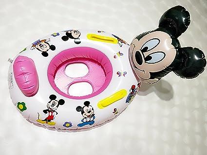 Amazon.com: Flotadores hinchables de Mickey Baby para ...