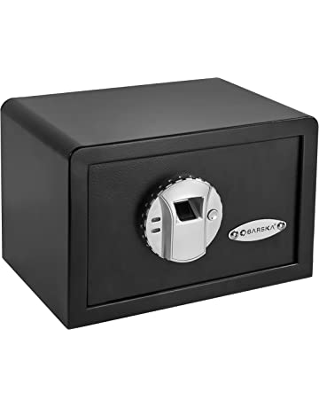 BARSKA Mini Biometric Safe