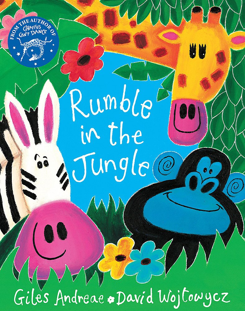 Rumble in the Jungle: Amazon.co.uk: Andreae, Giles, Wojtowycz ...