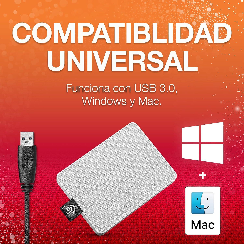 Seagate One Touch SSD STJE500402 Unidad de estado sólido externa ...