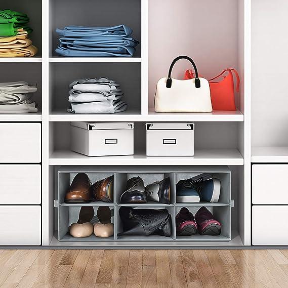 1 Paar tragbar Haushalt Schrank Aufbewahrung Schuhe Ständer Organizer Sparer