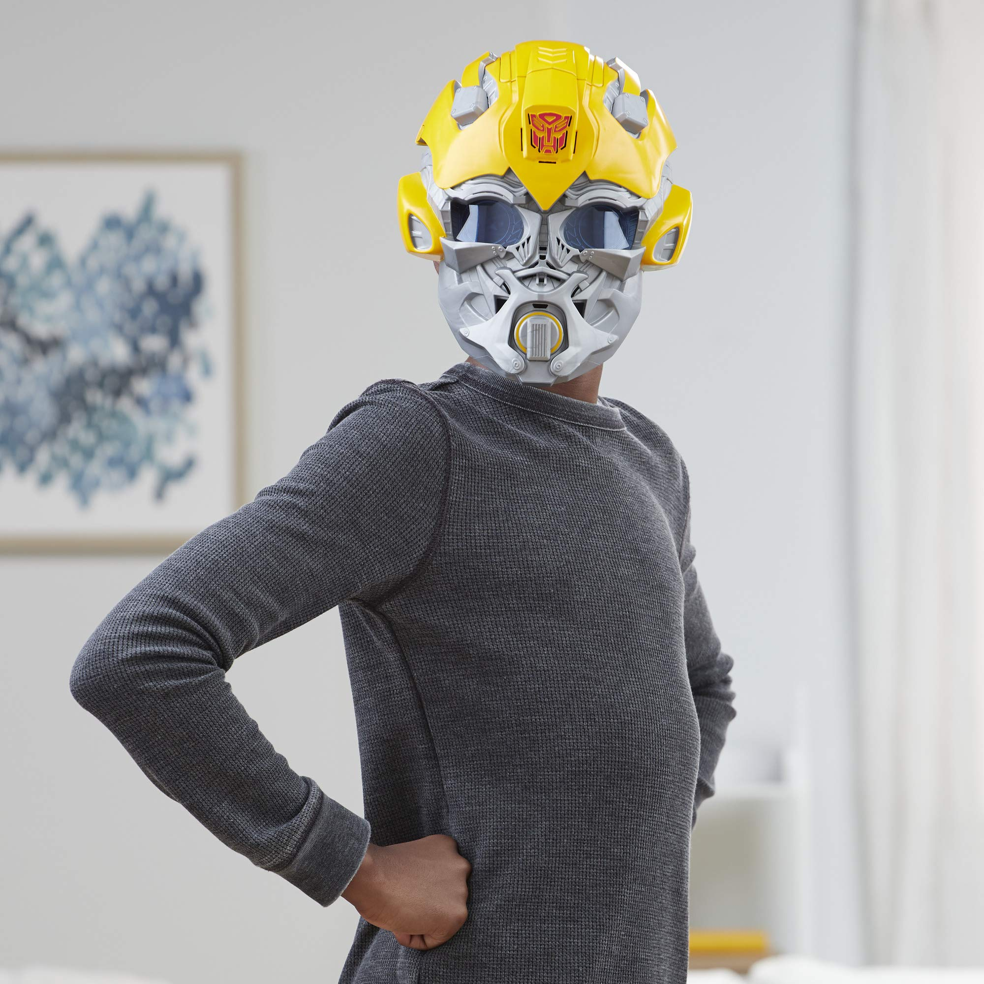 Transformers: Bumblebee -- Bumblebee Voice Changer Mask by Transformers (Image #5)