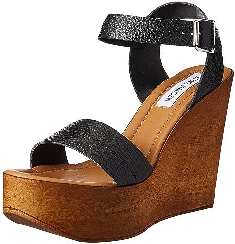 2918e2d0e08 Steve Madden Women s Belma Wedge Sandal  Steve Madden  Amazon.ca ...