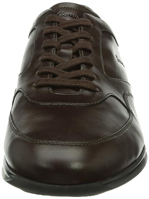ff9429c41daf Sioux 28640, Herren Sneakers, Braun (espresso), 44 EU (9.5 Herren UK)   Amazon.de  Schuhe   Handtaschen