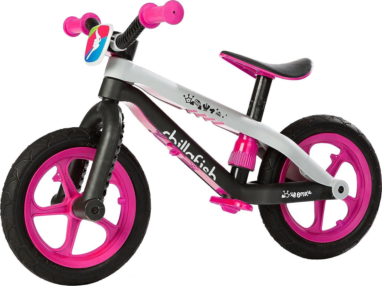 Chillafish- BMXie-RS Bicicleta de Aprendizaje, Color Rosa, única ...